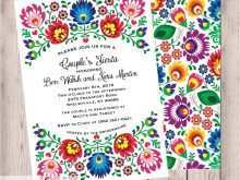 53 Creating Party Invitation Template Mexican Now by Party Invitation Template Mexican