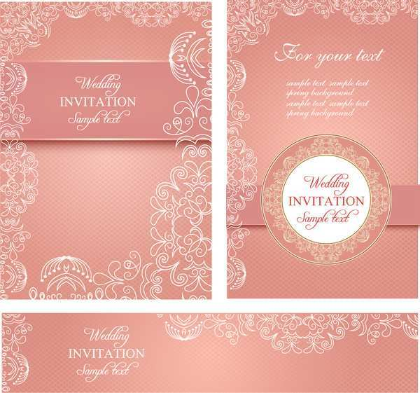 53 Creating Wedding Invitation Template Background in Word for Wedding Invitation Template Background