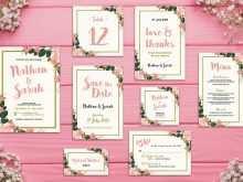 53 Creative How To Create Wedding Invitation Template With Stunning Design with How To Create Wedding Invitation Template