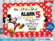 53 Free Birthday Invitation Template Disney Download for Birthday Invitation Template Disney