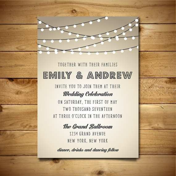 54 Best Wedding Invitation Template Doc For Free by Wedding Invitation Template Doc