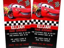 54 Customize Our Free Disney Cars Birthday Invitation Template Free in Photoshop for Disney Cars Birthday Invitation Template Free