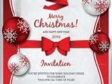 54 Printable Christmas Dinner Invitation Template Free Layouts for Christmas Dinner Invitation Template Free