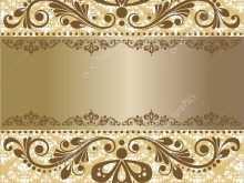 54 Printable Elegant Invitation Templates PSD File with Elegant Invitation Templates