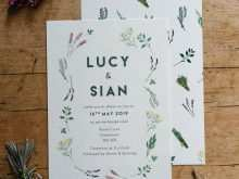 54 The Best Wedding Invitation Format Uk in Word by Wedding Invitation Format Uk