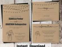 55 Free Jar Wedding Invitation Template PSD File with Jar Wedding Invitation Template