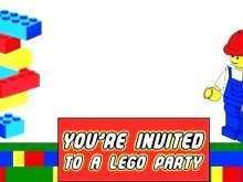 55 Free Printable Birthday Invitation Template Lego Templates for Birthday Invitation Template Lego