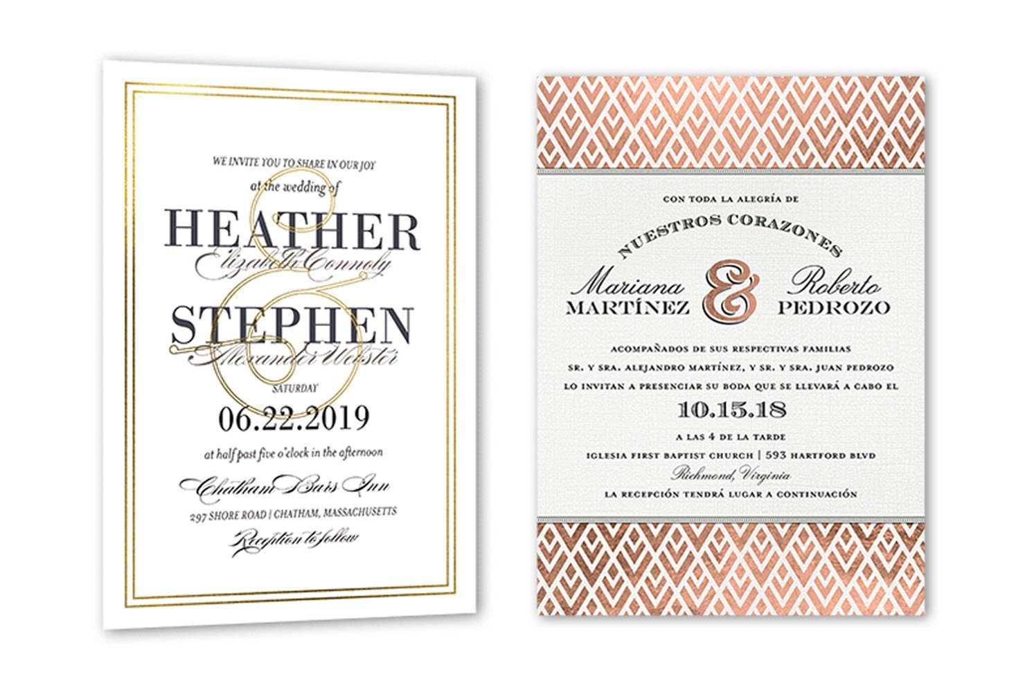 55 How To Create Example Of Wedding Invitation With Reception Wording Now for Example Of Wedding Invitation With Reception Wording
