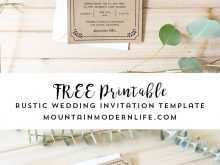 55 Online Wedding Invitation Template To Download in Photoshop by Wedding Invitation Template To Download
