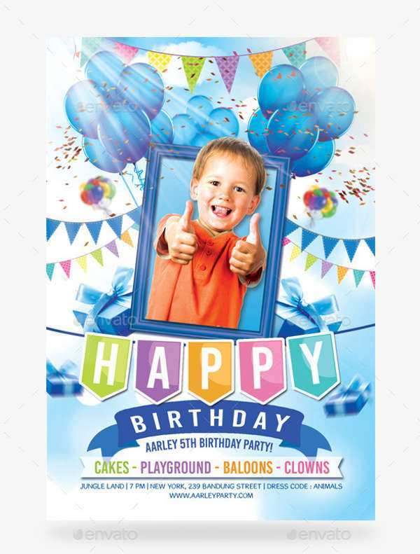 56 Create Birthday Invitation Template For Baby Boy Download for Birthday Invitation Template For Baby Boy