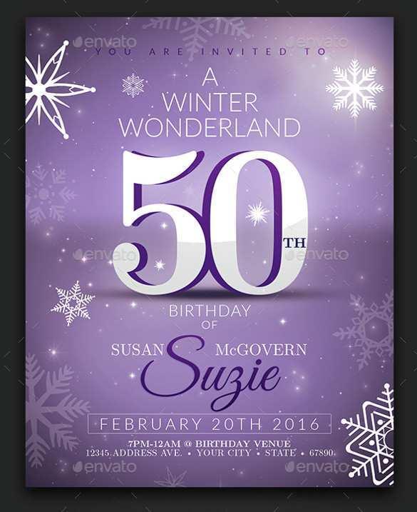 56 Create Elegant Birthday Invitation Templates Free Printable For Free by Elegant Birthday Invitation Templates Free Printable