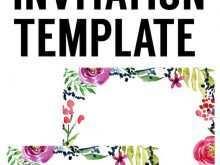56 Report Party Invitation Border Templates Download for Party Invitation Border Templates