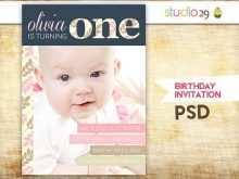 56 Standard Birthday Invitation Template Psd in Photoshop with Birthday Invitation Template Psd