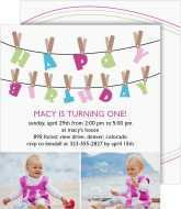 57 Customize 1St Birthday Invitation Template Blank Now for 1St Birthday Invitation Template Blank