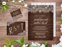 Wedding Invitation Template Free Pdf