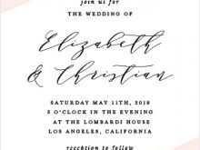 57 Standard Overlay Wedding Invitation Template Now by Overlay Wedding Invitation Template