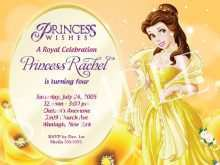 57 Visiting Birthday Invitation Template Princess Download for Birthday Invitation Template Princess