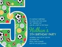 58 Best Birthday Party Invitation Template Boy in Photoshop by Birthday Party Invitation Template Boy