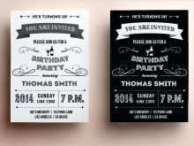 58 Best Birthday Party Invitation Template Free Online Photo for Birthday Party Invitation Template Free Online