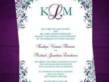 58 Best Wedding Invitation Templates Violet For Free by Wedding Invitation Templates Violet