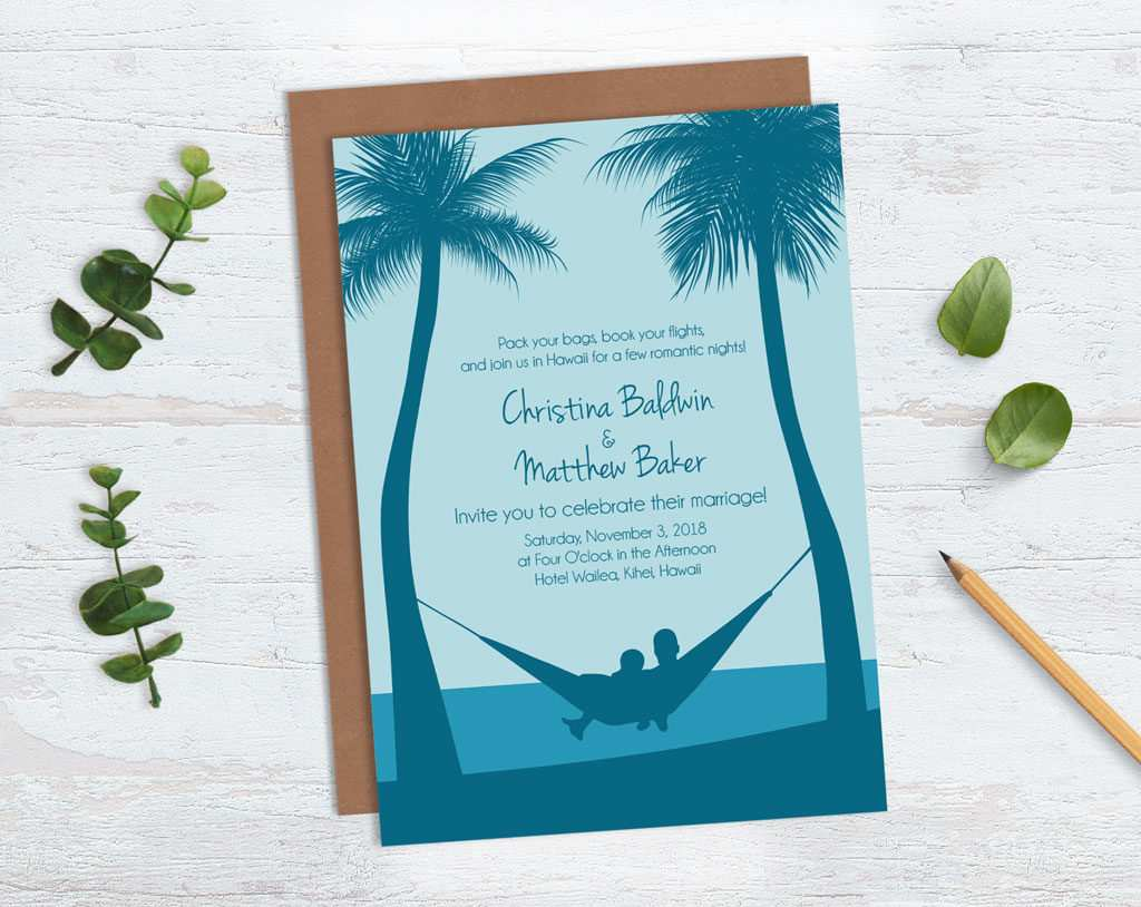 58 How To Create Destination Wedding Invitation Template Formating for Destination Wedding Invitation Template