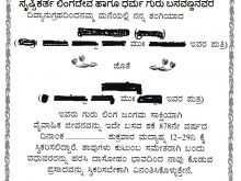 58 How To Create Marriage Invitation Format Kannada Photo for Marriage Invitation Format Kannada