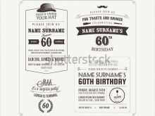 58 Standard Adults Birthday Invitation Template in Word with Adults Birthday Invitation Template