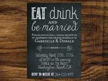 58 Standard Elopement Party Invitation Template in Word for Elopement Party Invitation Template