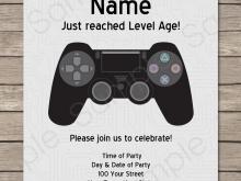 59 Creating Birthday Invitation Video Templates Free Download Maker with Birthday Invitation Video Templates Free Download