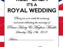 59 Creating Free Royal Wedding Invitation Template Layouts with Free Royal Wedding Invitation Template