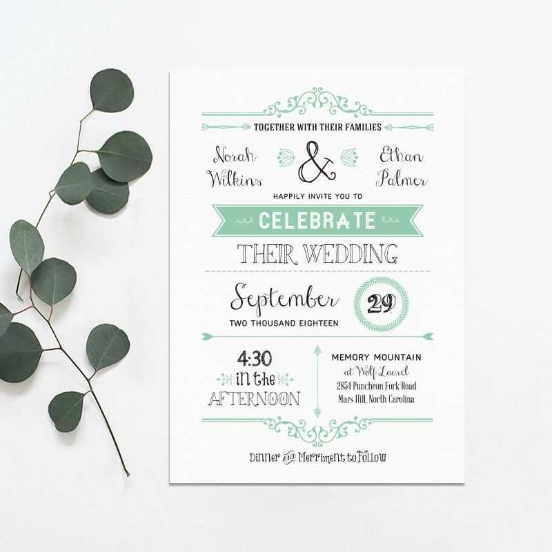 59 Creative Wedding Invitation Template Kit Maker for Wedding Invitation Template Kit