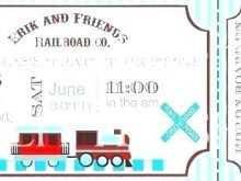 59 Free Printable Birthday Invitation Template Train Templates by Birthday Invitation Template Train