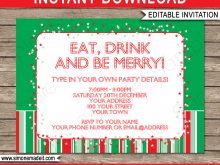 60 Best Holiday Party Invitation Template Now with Holiday Party Invitation Template