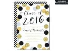 60 Customize Blank Graduation Invitation Template For Free with Blank Graduation Invitation Template