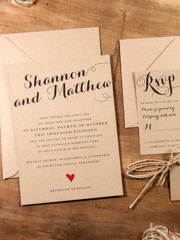 60 Online A6 Wedding Invitation Template Photo for A6 Wedding Invitation Template