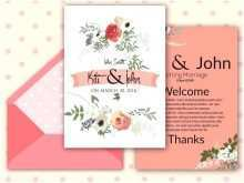 Wedding Invitation Template After Effects