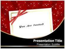 61 Best Birthday Invitation Template Powerpoint With Stunning Design by Birthday Invitation Template Powerpoint