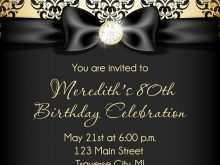 61 Creating Adults Birthday Invitation Template PSD File with Adults Birthday Invitation Template