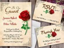 61 Customize Beauty And The Beast Wedding Invitation Template Free Layouts by Beauty And The Beast Wedding Invitation Template Free