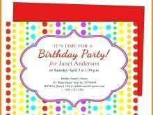 61 Customize Party Invitation Template Google Docs Layouts for Party Invitation Template Google Docs