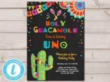 61 Customize Uno Birthday Invitation Template Free for Ms Word by Uno Birthday Invitation Template Free