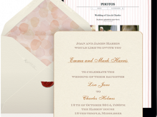 61 Free Wedding Invitation Envelope Setup Templates for Wedding Invitation Envelope Setup