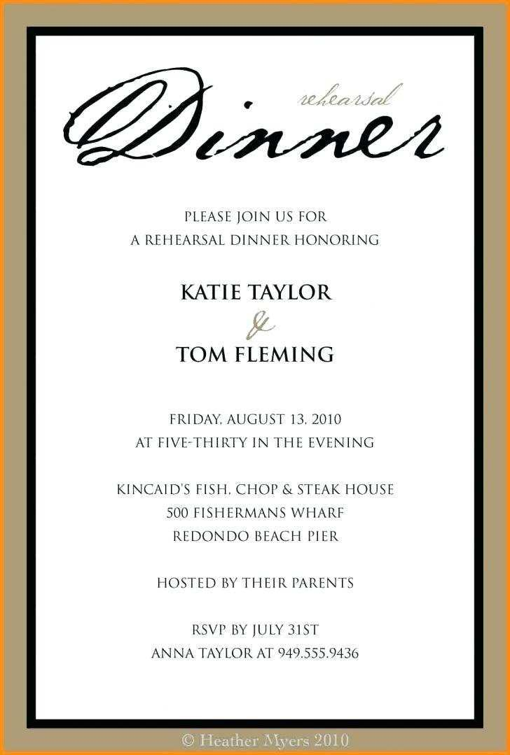 61 Report Corporate Dinner Invitation Example Templates by Corporate Dinner Invitation Example