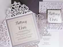 61 The Best Elegant Wedding Invitation Card Template Templates by Elegant Wedding Invitation Card Template