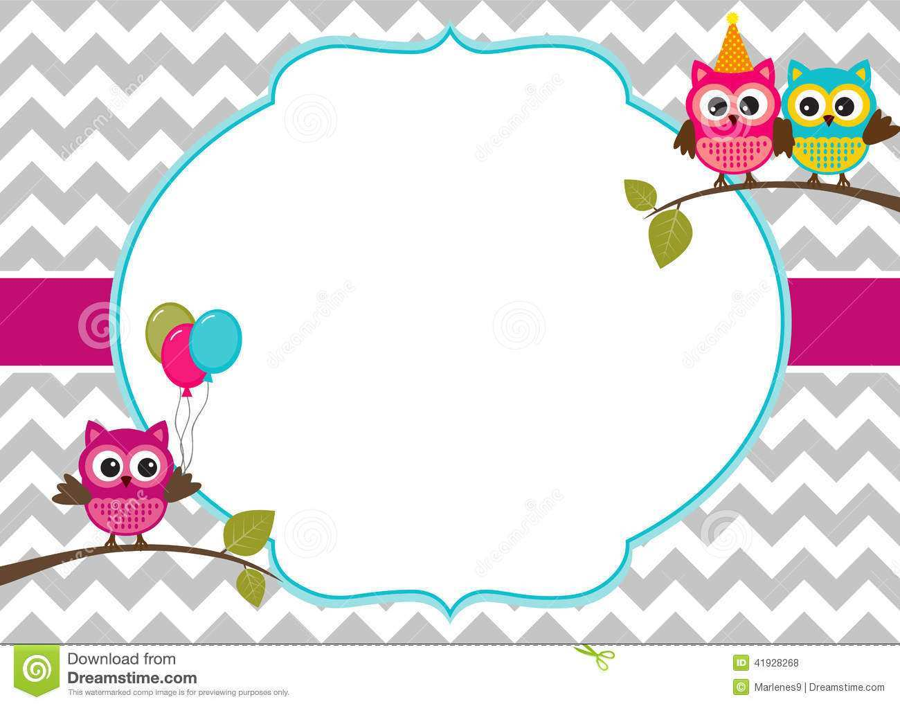 62 Free Printable Owl Birthday Invitation Template Now by Owl Birthday Invitation Template