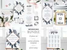 62 How To Create Wedding Invitation Template Bundle Now for Wedding Invitation Template Bundle