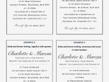 62 The Best Reception Invitation Wordings By Bride And Groom Download by Reception Invitation Wordings By Bride And Groom