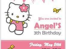 63 Format Birthday Invitation Template Child Download for Birthday Invitation Template Child