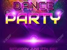63 Format Disco Party Invitation Template With Stunning Design with Disco Party Invitation Template