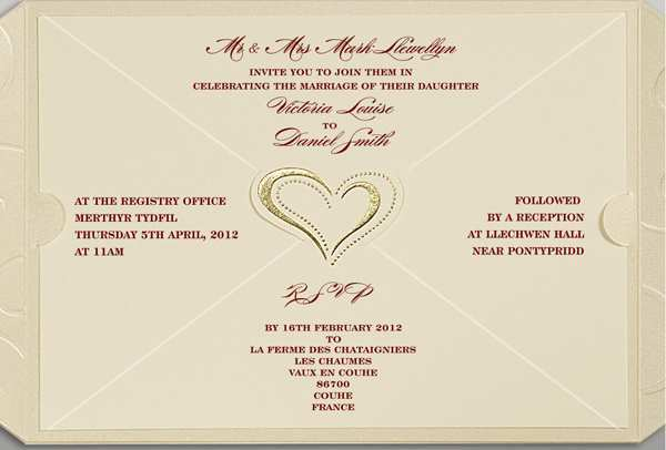 63 Free Printable Invitation Card Format For Marriage Layouts with Invitation Card Format For Marriage